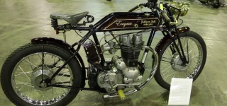 Vintage is Better: 1930 Enigma by Fukham Hall Motorcycles Looks Truly Majestic