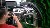 2,000Hp Tripple Turbo Engine Powered Peterbilt Truck Can Be the Dream Car for Enthusiasts