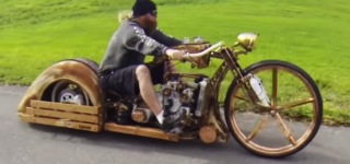 Diesel Powered Exclusively Designed Rat Bikes Is to Make Enthusiasts Die From Pleasure