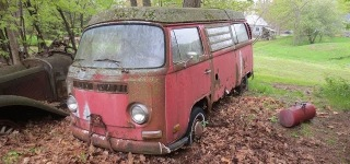 Will the Fantastic Volkswagen Bus That Sat in the Field for 31 Years Work Again?