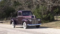 1947 V8 Flathead Powered 1/2 Ton Ford Pickup Will Take You to the World of Nostalgia!