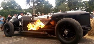1500hp Supercharged V12 Engine Bentley Packard!