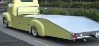 Hard-to- Find 1948 Chevrolet COE Truck Looks Runs and Drives Flawlessly