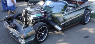 1959 Chevrolet El Camino with 800 HP Blown Engine Can be the Perfect Rat Rod