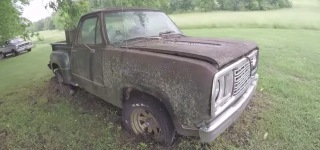 Rescuing Rare 77' Dodge Warlock Abandoned for 30 Years to Bring it Back to Life
