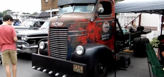 Rare 1941 Dodge Cabover Truck Has Exclusively Beautiful Details