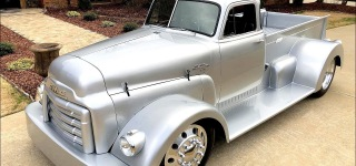 1950 GMC 640 Dually Pickup Truck!