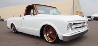 1970 Chevrolet C10: Excellent Built by Tre5 Customs