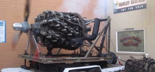 The R-4360 Wasp Major 28-Cylinder Aircraft Engine!