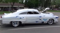 ShBoom Gone Wild: 1948 Cadillac with 544ci Chevy Big Block