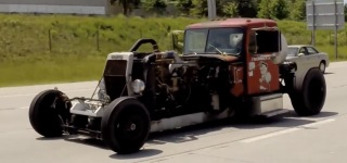 Skillful Designer Kevin B. Michael Tells Us How He Gave Life to His Marvelous Wharf Rat Rod