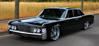 1965 Lincoln Continental is Brought Back into Life Through Professional Restoration!