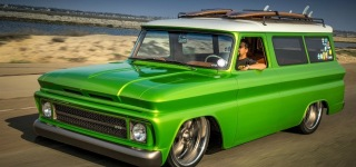 Restoration or Reconstruction: 1966 Chevrolet Suburban is Turned into an Amazing Piece of Machine!