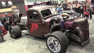 Cummins Rat Rod With Six Bottles of Nitrous and BIG Turbos!