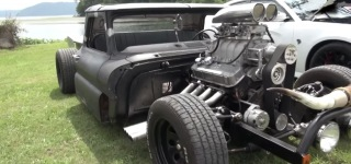 1965 Chevy C10 Rat Rod Truck: FRANKENSTEIN