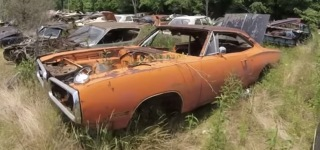 World's Largest Mopar Junkyard That Will Make You Feel Jealous!