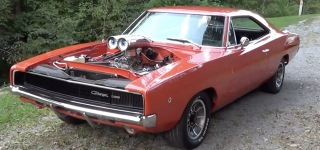 "Interesting Story of 68' Dodge Charger ""Ghost of the General Lee"""