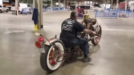 One of a kind! The Steampunk Ratbike