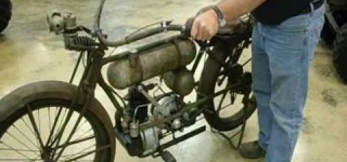 1917 Cleveland A2 Lightweight is the True Antique Bike