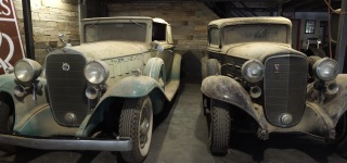 Texas Barn Find: 5 Pre-War Cars Discovered!