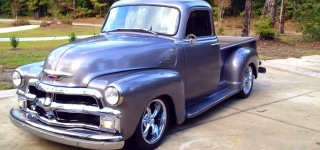 "Insanely Sick Chevrolet 3100 Resto Mod ""Ghost"" Is Gonna Amaze Enthusiasts"