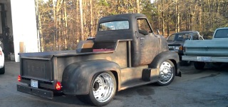 Pretty Awesome Ford COE Little Big Rig For You To Enjoy