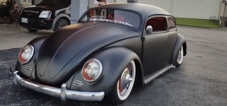 That's One Awesome Bug! Full Custom 1966 Volkswagen Beetle