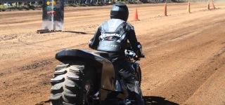 Incredibly Sick Dirt Drag Racing on Top Fuel Off-Road Motorcycles