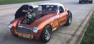 Fiery Sound! Blown 354 Hemi 'Gasser'