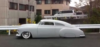 Custom 1949 Chevy Fleetline Chopped!