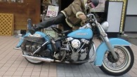 1952 Harley Davidson FL with Panhead Engine is Kickstarted Perfectly