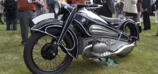 Concours d'Elegance: German Motorcycles Gathers Hundreds of Enthusiasts All Together