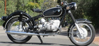 1968 BMW R60 Motorcycle Has Magnificent Details That Will Fascinate You