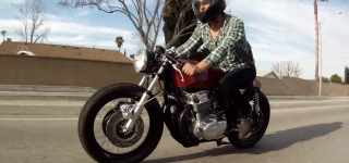 Duston Kott's Latest Built: Exquisite Custom Café Racer Based on 1973 Honda CB750