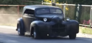 Uniquely Impressive Perfectly Customized Dodge Rat Rod
