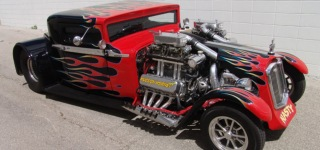 The Most Radical HOT ROD on Earth! 1600hp 1930 Hudson Hornet