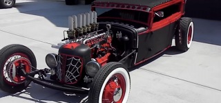 Amazingly Cool 1930 Ford Spider Rat Rod