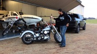 The Sound 1947 Harley Davidson Knucklehead Makes is Music to Your Ears
