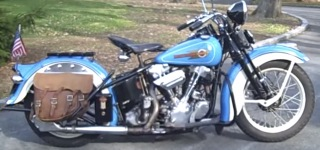 Everything You May Want to Hear About Vintage Harley Davidson Knucklehead