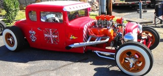 STUNNING 32 Chevy Traditional Hot Rod
