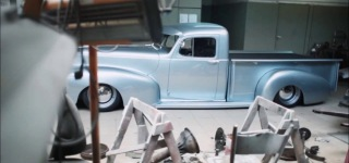Professionally Customized 1947 Hudson Hot Rod Pickup Truck From Poland