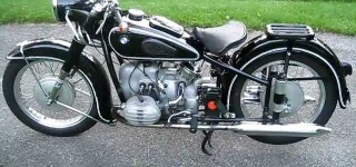 A Masterpiece for Sure: 1952 BMW R67 Motorcycle Fascinates with Its Beauty