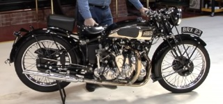 Jay Leno's Garage Presents 1939 Vincent HRD Series A Rapide Motorcycle