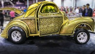 This 41' Willys Street Car Has Literally The Most Beautiful Paintjob Ever!