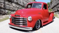 1951 Full Custom Chevrolet 3200 Pro Touring Restomod Truck Is Built to Fascinate