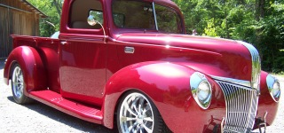 Majestically Customized 1941 Ford Pickup Street Rod Can be the Dream Car for Many