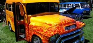 This is Doubtlessly the Coolest School Bus Ever!