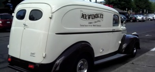 Come and Take a Closer Look at This Sweet 1946 Chevrolet Panel Truck