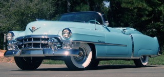 Awesome 1953 Cadillac Eldorado Supercharged!