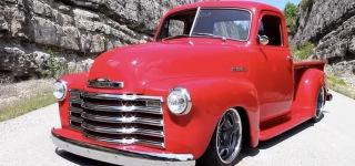 1951 Full Custom Chevrolet 3200 Pro Touring Restomod Truck